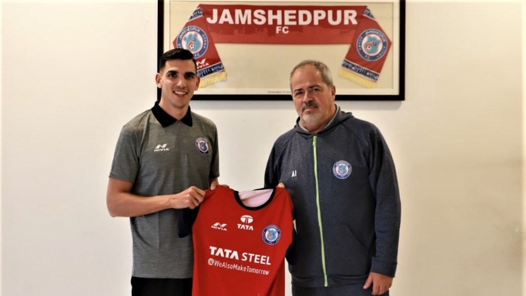 Jamshedpur FC sign Spanish forward David Grande