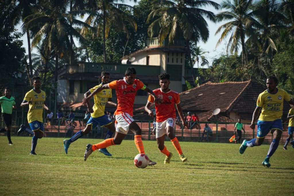 Goa Professional League 2019-20 Round 15
