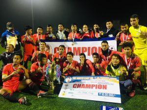 Mizoram beat Sikkim to lift Dr. T. Ao Trophy