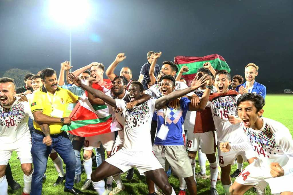 Mohun Bagan win 2019-20 I-League title