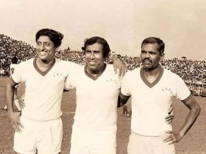 The former Indian captain, coach and technical director PK Banerjee passed away in Kolkata today after a prolonged illness. He was 83.
