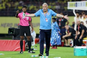 Mumbai City FC Head Coach Jorge Costa leaves the club