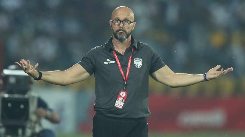 Kerala Blasters FC announce the departure of Head Coach Eelco Schattorie