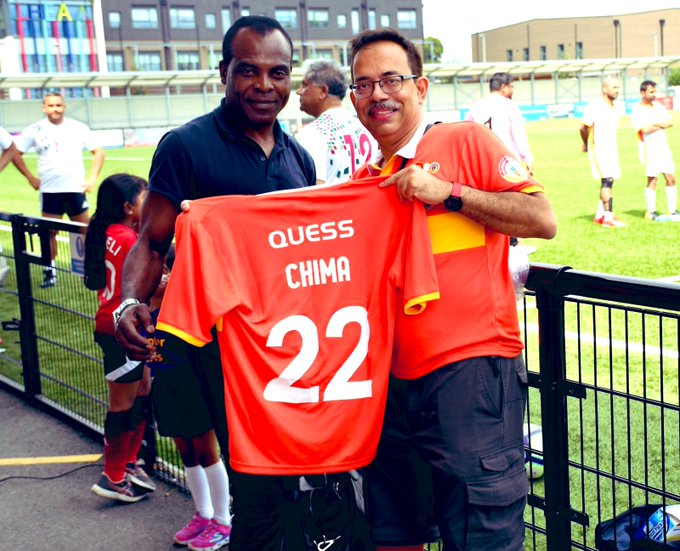 Chima Okerie, One of Indian Football's greatest imports
