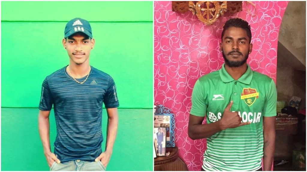 FC Goa sign forward Devendra Murgaonkar and fullback Sanson Pereira from Salgaocar FC
