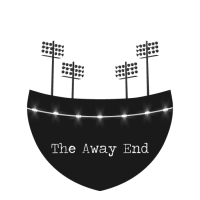 The Away End logo