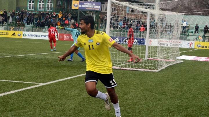 Real Kashmir FC midfielder Ritwik Das signs for Kerala Blasters