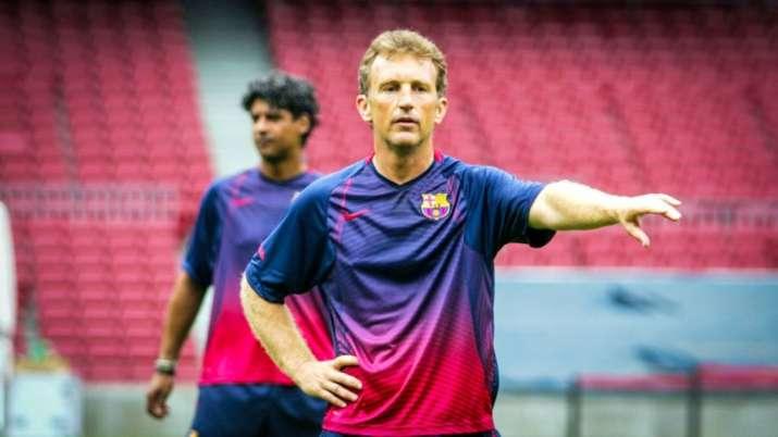 Hyderabad FC coach Albert Roca joins FC Barcelona