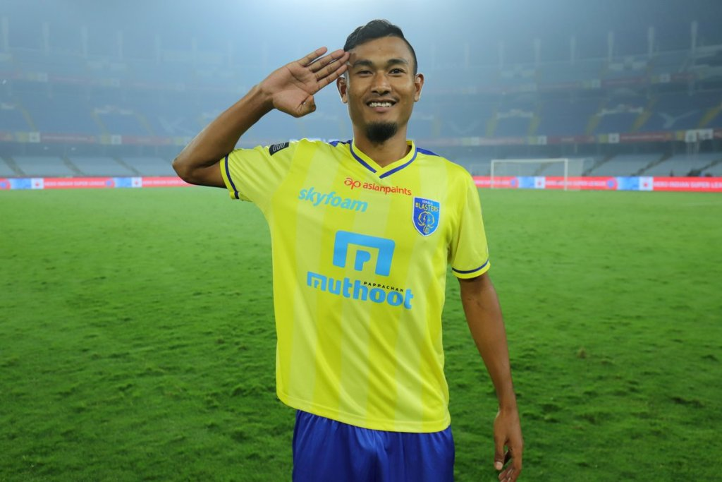 Winger Halicharan Narzary joins Hyderabad FC on a two-year deal