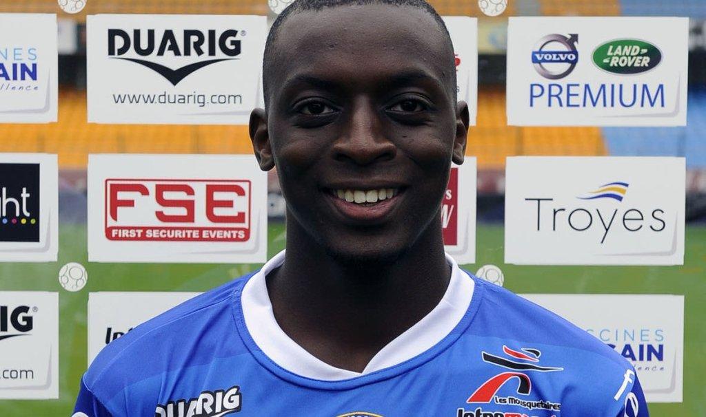 Mauritanian midfielder Khassa Camara joins Northeast United FC
