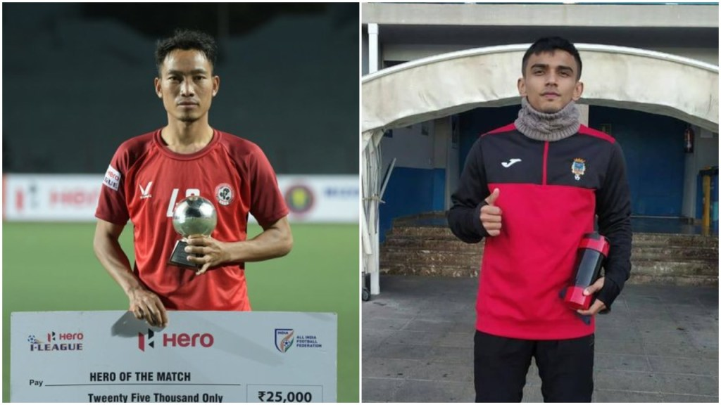 Jamshedpur FC add forward William Lalnunfela and winger Bhupender Singh to their squad