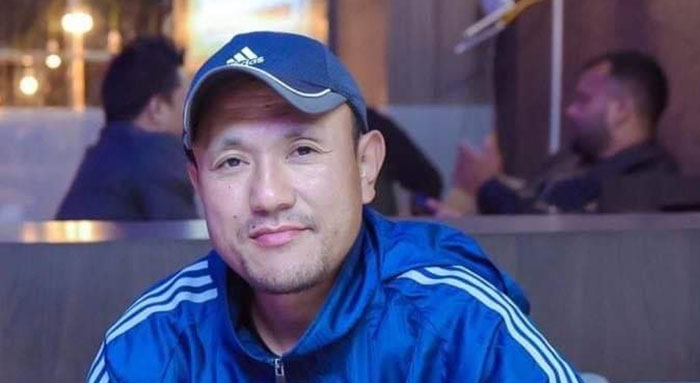 Bhutanese manager Chencho Dorji is the new Head Coach at Sudeva FC