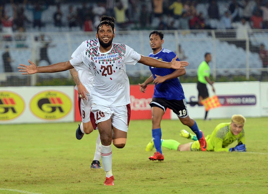 Former Mohun Bagan forward VP Suhair joins Northeast United FC