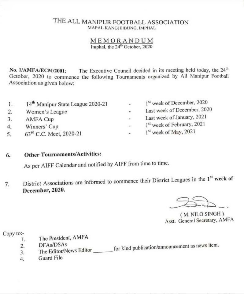 14th manipur state league