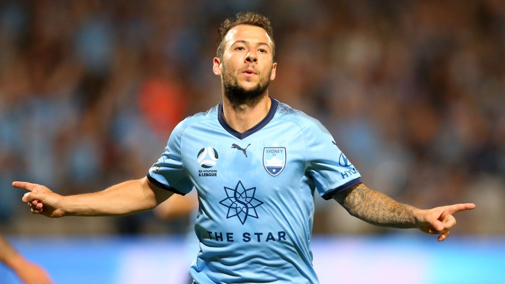 Mumbai City FC sign former Premier League striker Adam Le Fondre