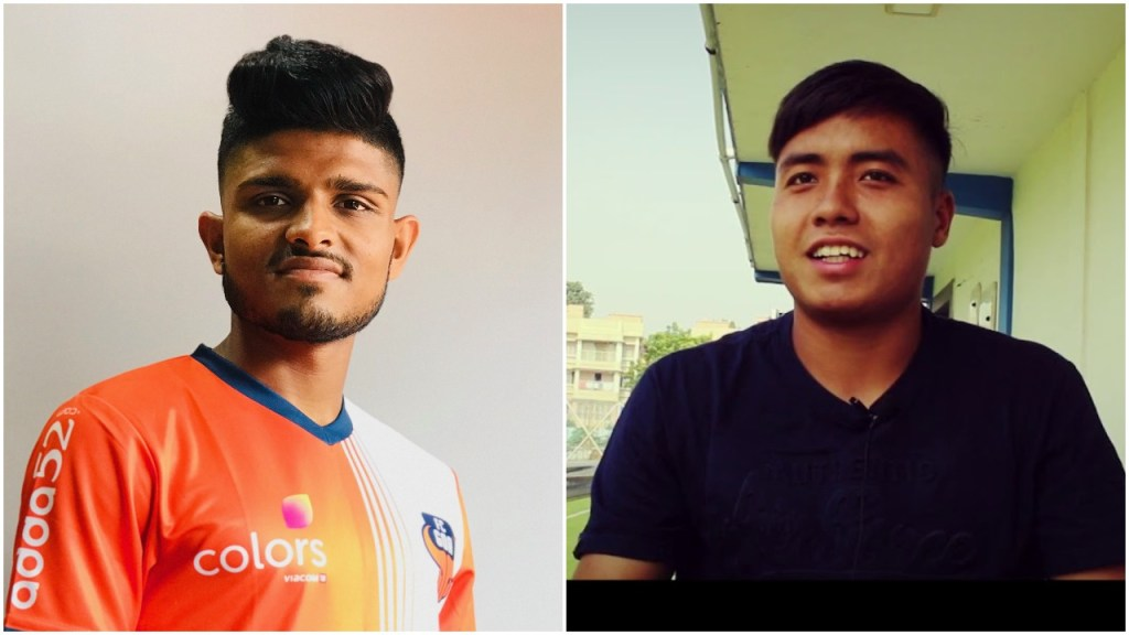 Defender Amey Ranawade and midfielder PC Rohlupuia sign for Mumbai City FC