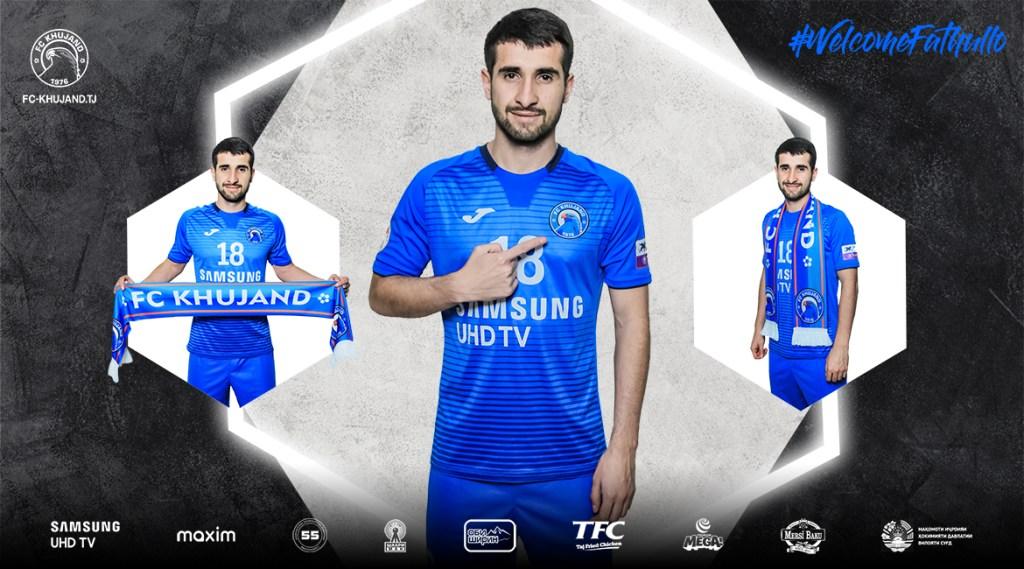 Chennaiyin FC sign Tajik winger Fatkhullo Fatkhuloev