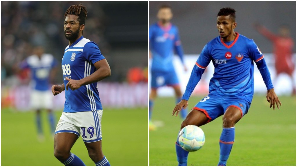 SC East Bengal sign former Birmingham City FC midfielder Jacques Maghoma and Indian international Narayan Das