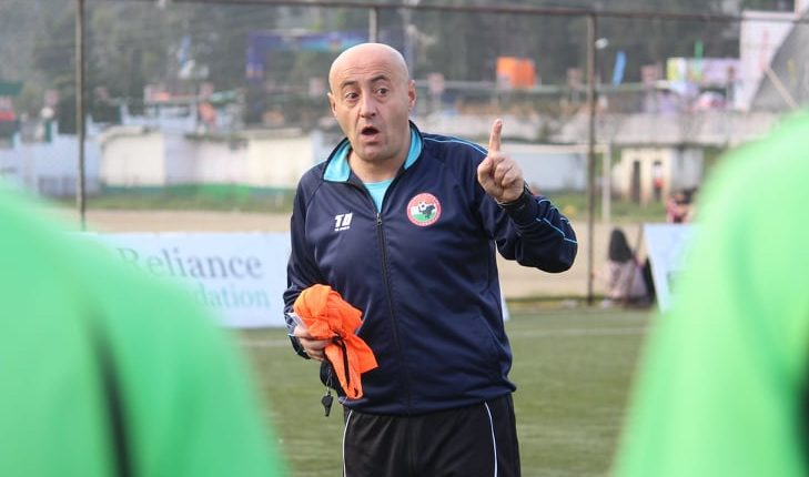 Former FC Pune City and Shillong Lajong technical director José Hevia is the new Head Coach at Mohammedan SC