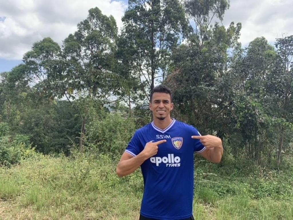 Former Jamshedpur FC midfielder Memo moves to Chennaiyin FC