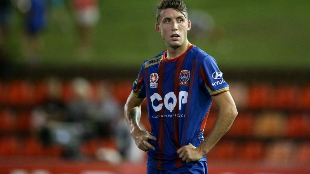 A-League side Brisbane Roar FC fullback Scott Neville signs for East Bengal FC