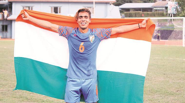 Former Indian Arrows forward Vikram Partap Singh joins Mumbai City FC