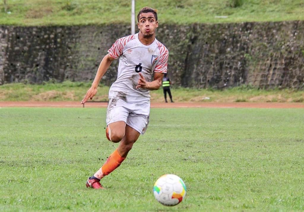 Former Indian Arrows forward Vikram Partap Singh joins Mumbai City FC