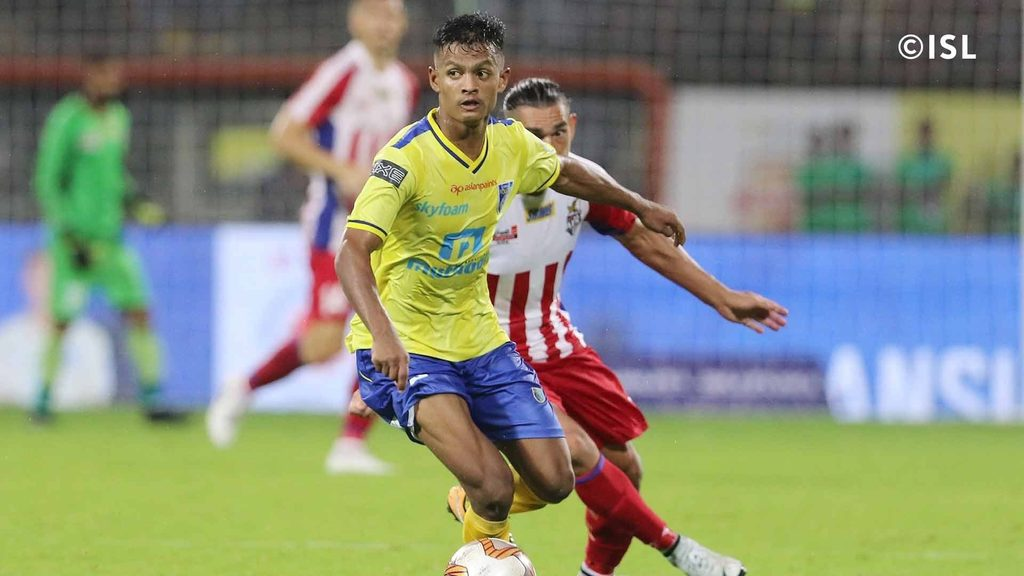 Former Kerala Blasters fullback Mohamad Rakip signs a two-year deal with Mumbai City FC