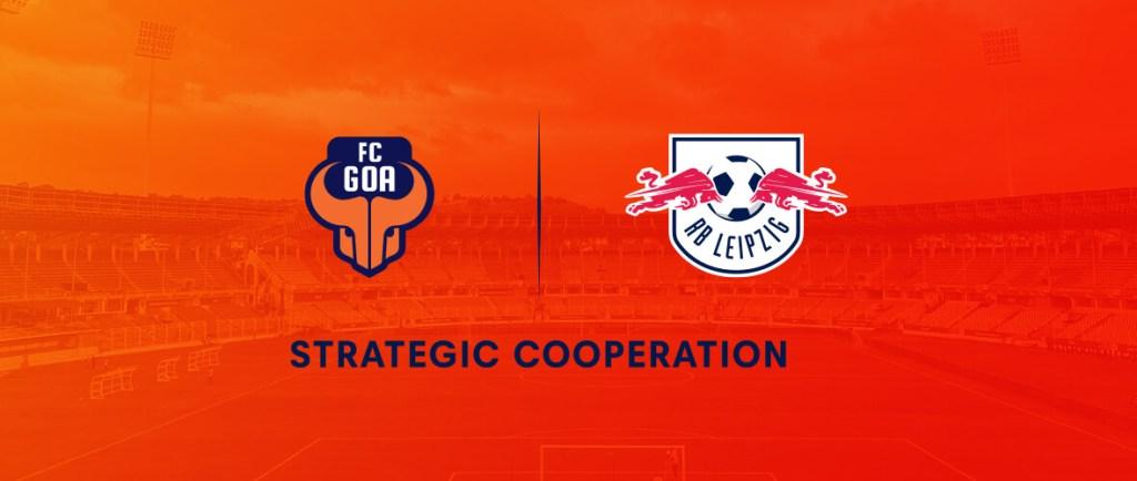 FC Goa enter into a three-year strategic partnership with Bundesliga club RB Leipzig