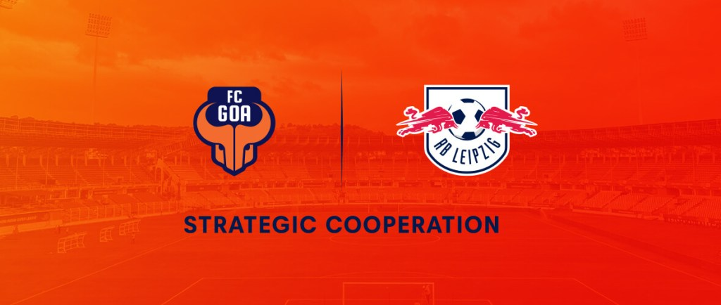 FC Goa enter into a three-year strategic partnership with Bundesliga club RB Leipzig