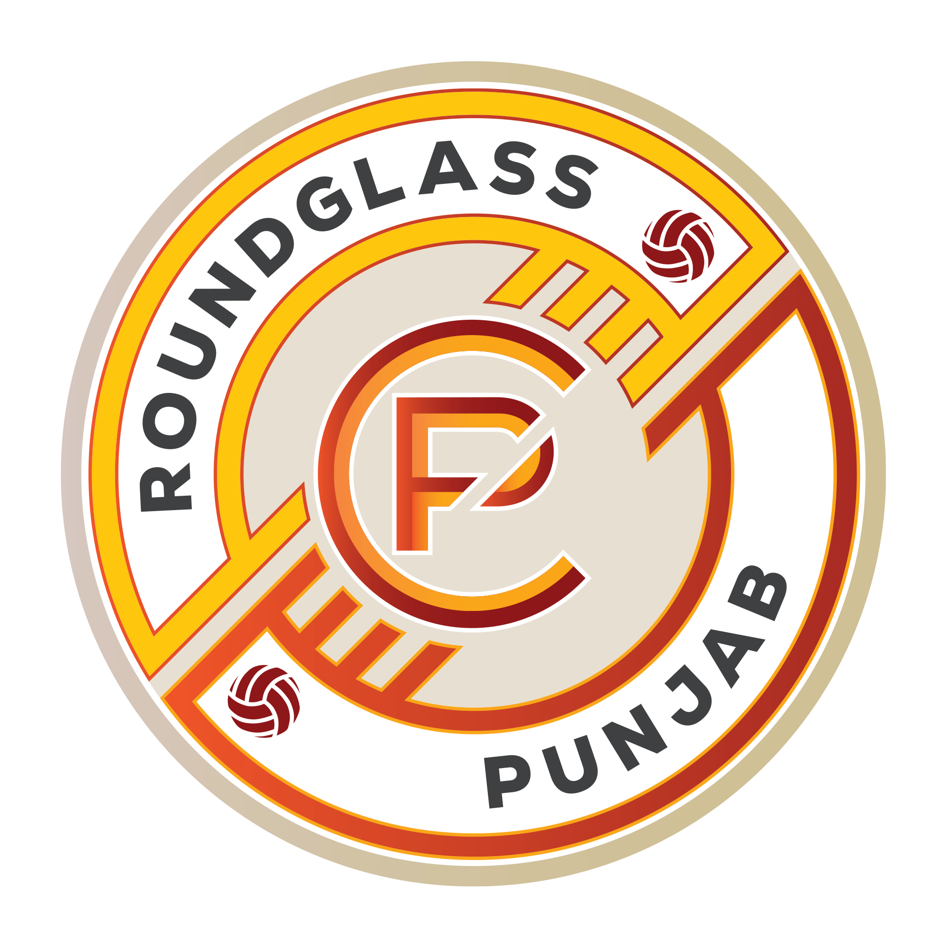 RoundGlass Punjab FC logo