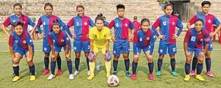 Manipur Women's League 2021 Champions Eastern Sporting Union (ESU)