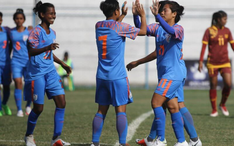 Indian Women's Team to face Uzbekistan and Belarus in friendly matches in April