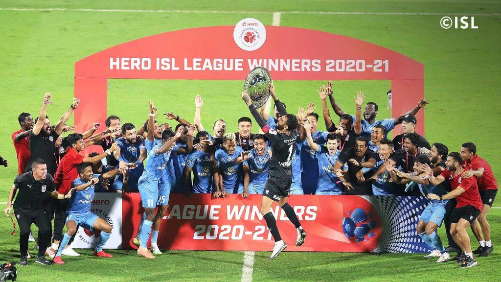 Indian Super League: Mumbai City FC are the ISL 2020-21 league winners