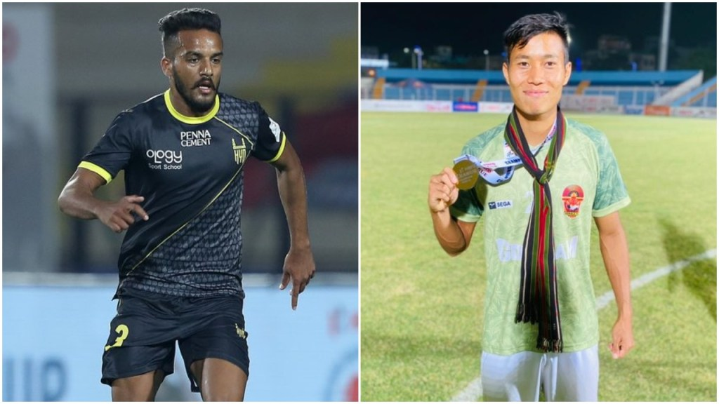 Fullbacks Sahil Panwar (Hyderabad FC) and Sebastian Thangmuansang (Gokulam Kerala FC) join Odisha FC on two-year deals