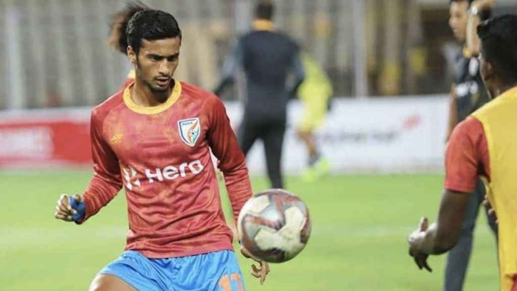 Bengaluru FC sign 19-year-old former Indian Arrows forward Harmanpreet Singh