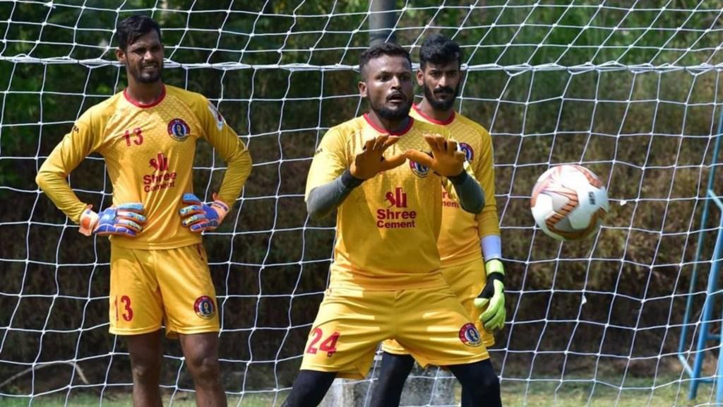 Goalkeeper Debjit Majumder joins Chennaiyin FC
