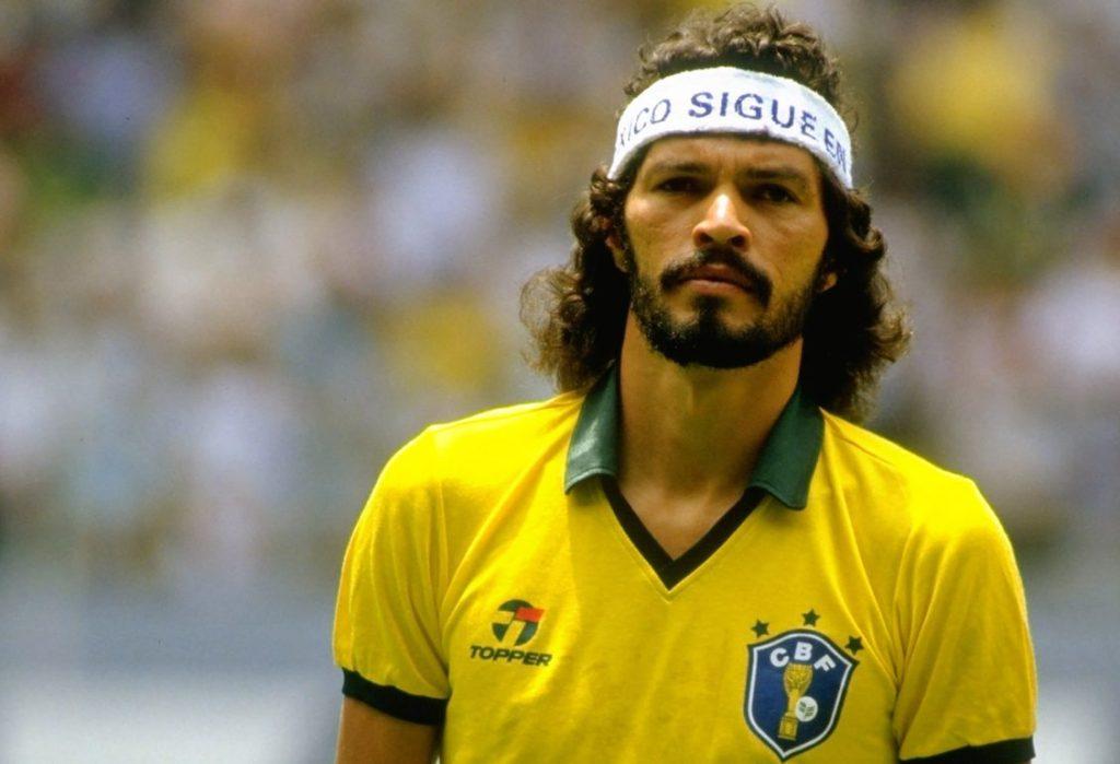 Socrates Brazil Footballer