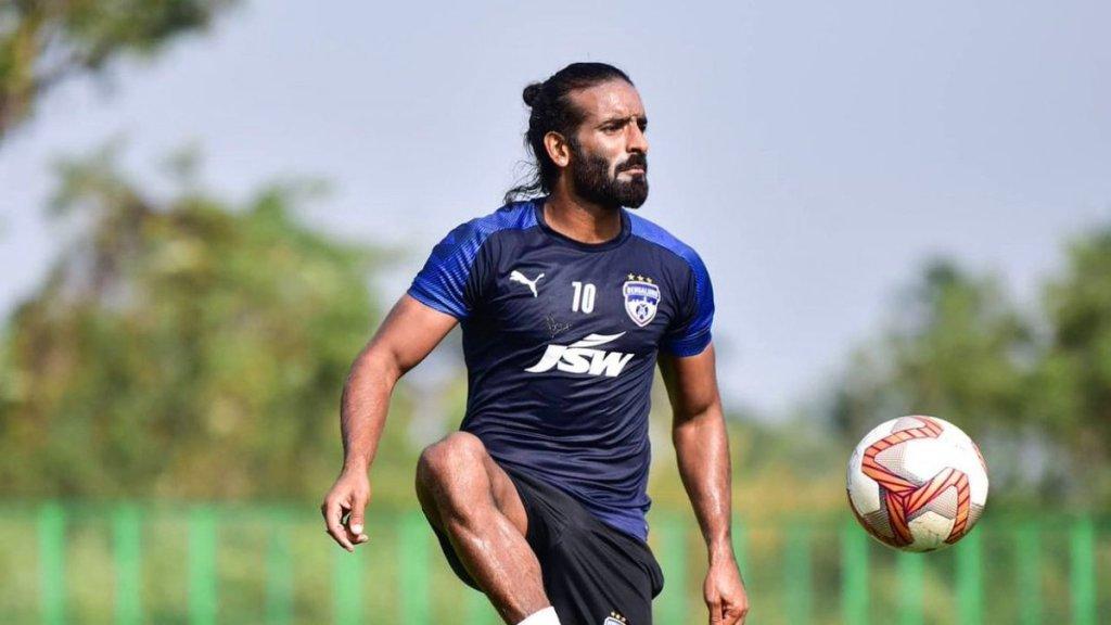 Former Bengaluru FC midfielder Harmanjot Khabra joins Kerala Blasters