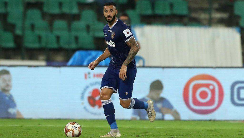 Former Chennaiyin FC defender Eli Sabiá joins Jamshedpur FC
