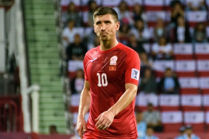 Kyrgyzstan international and forward Mirlan Murzaev joins Chennaiyin FC