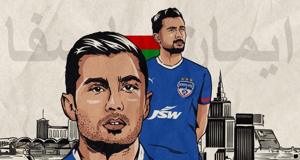 Bengaluru FC sign Iranian midfielder Iman Basafa