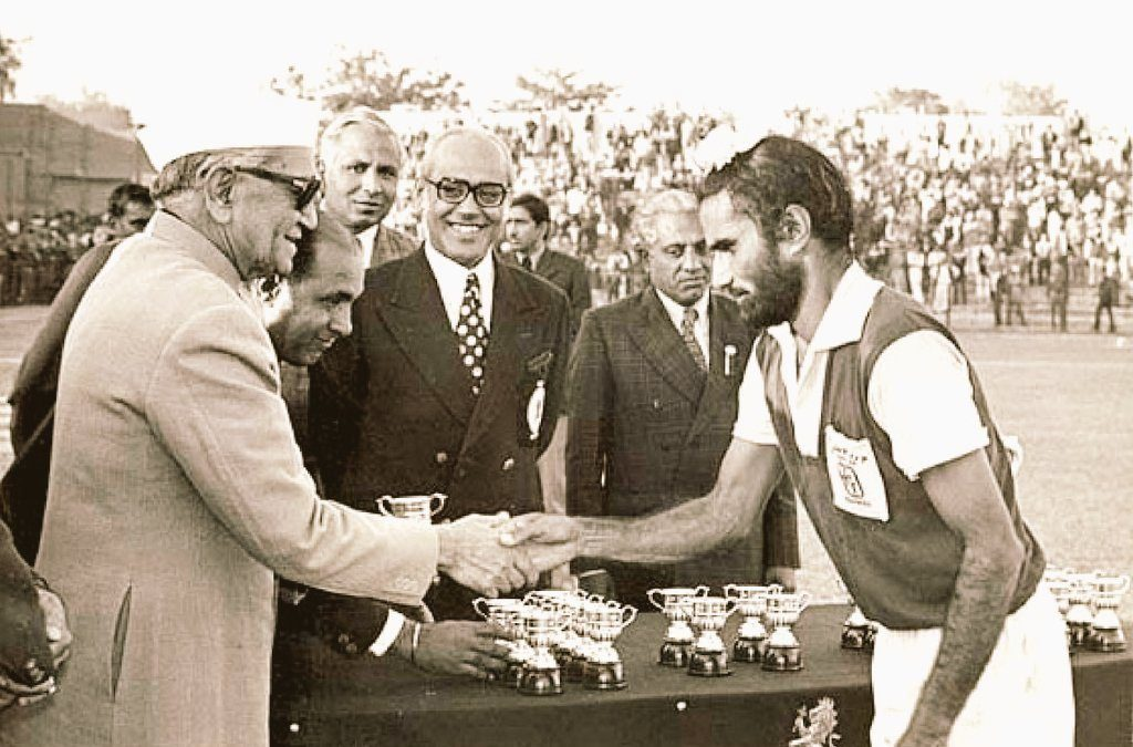 Was Inder Singh India's greatest forward?