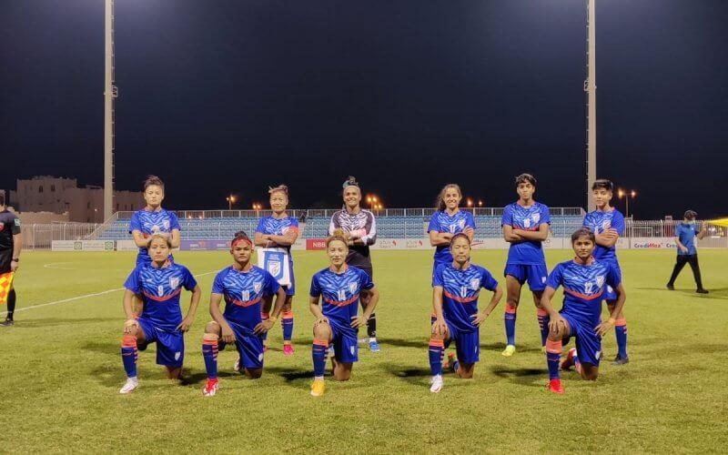 International Friendly: Indian Women's NT score five goals past Bahrain