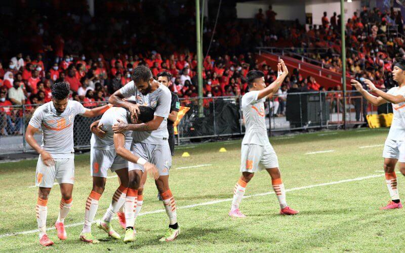 SAFF Championship 2021 India vs Maldives