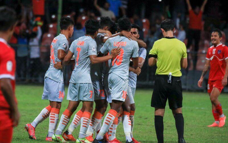 SAFF Championship 2021: Indian Men's NT edge past Nepal