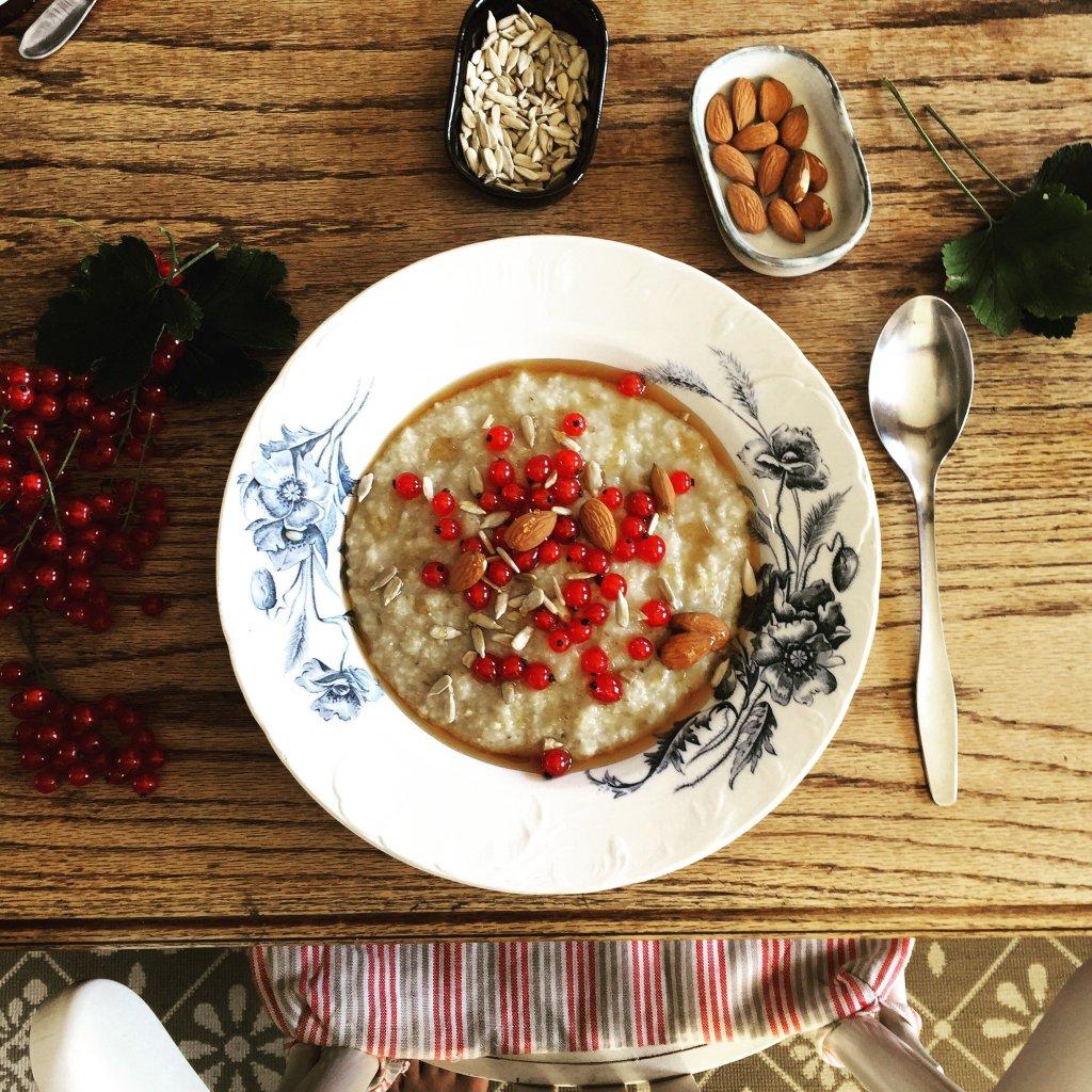 pimp your porridge a creative idea that sparks joy in everyday life