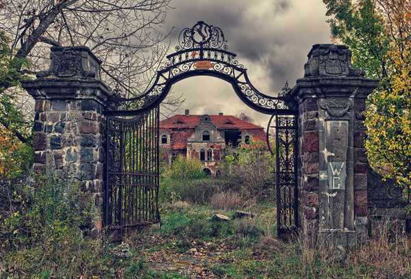 Breathtaking Abandoned Places In The World