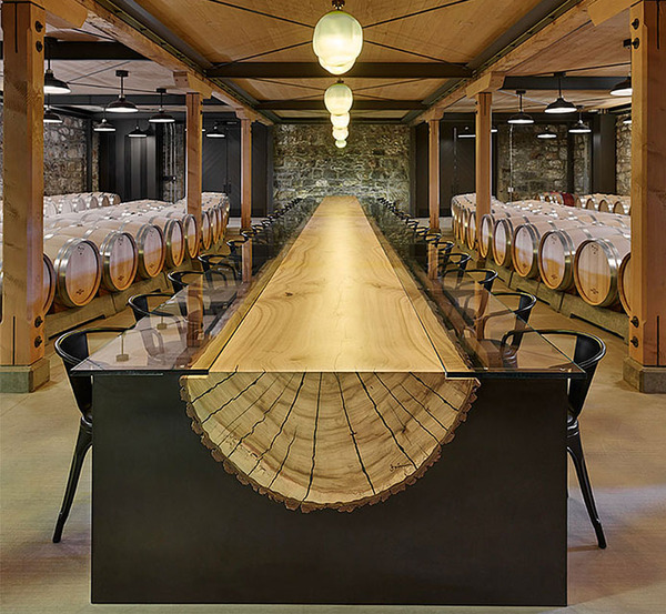 amazing table designs - wood table