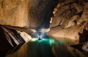 Hang Son Doong cave in Vietnam 12